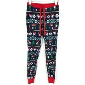 Hanna Anderson Christmas Gnomes Sleepwear Pajama